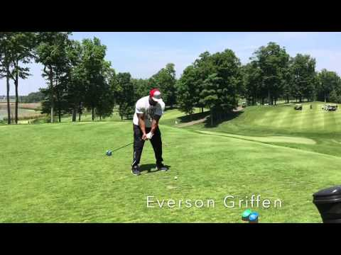Horrible Golf Swings From Vikings Charity Golf Tournament