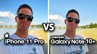 iPhone 11 Pro vs Galaxy Note 10 Plus CAMERA Test Comparison!