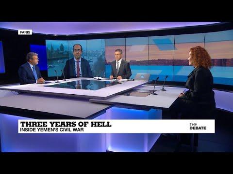 Three years of hell: Inside Yemen's civil war