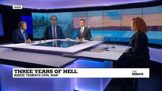Baixar Three years of hell: Inside Yemen's civil war