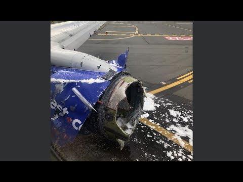 🔴LIVE: Southwest Plane Makes Emergency Landing after Engine Explodes - LIVE BREAKING NEWS COVERAGE