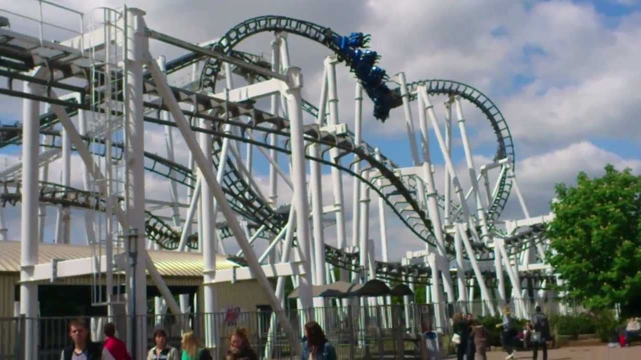movie park bottrop - mp express.mp4 - YouTube