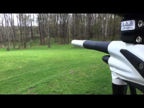 Planet Eclipse Etek 3 LT Shooting