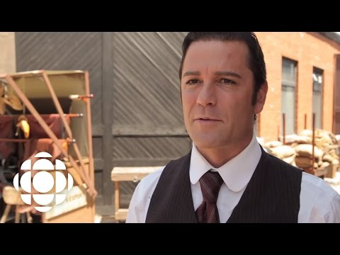 First Look Behind Scenes of Murdoch Mysteries Season 8