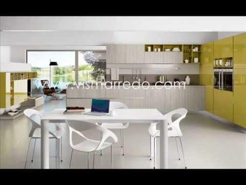 Cucine moderne in stile young by gruppo visma arredo youtube for Visma arredo 1