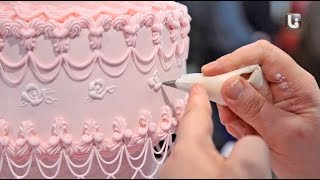 CAKE DECORATING & ROYAL ICING - David Cakes MacCarfrae on LITV Life Inspired - Asian TV Channel