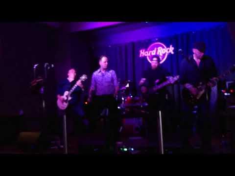 Backstreet Thunder - Love Walked In Hard Rock Cafe Glasgow