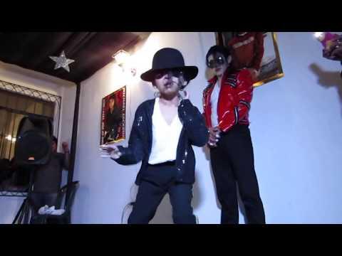 Mini Michael Jackson Peruano: Fabian Paz - Billie Jean