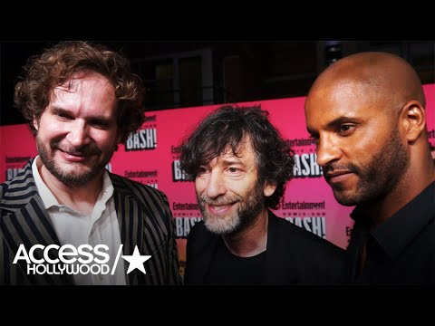Bryan Fuller On Bringing 'American Gods' & 'Star Trek: Discovery' To TV | Access Hollywood
