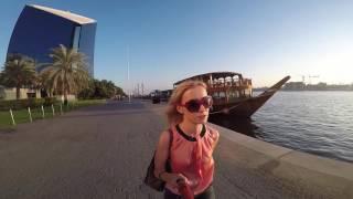 VLOG: Дубай/Достопримечательности города: Clock Tower/Порт Дубая/Что такое Дейра