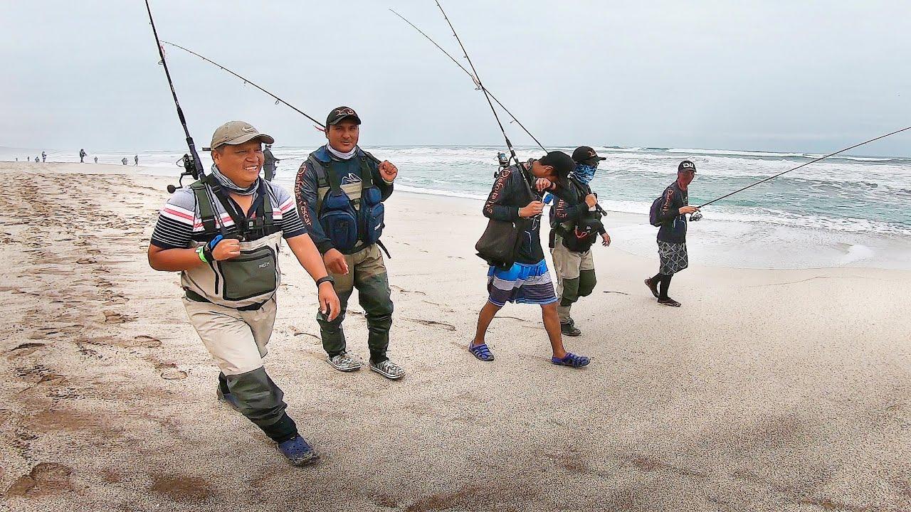 Torneo de pesca en ILO - Lo que no se vio - Detras de camaras