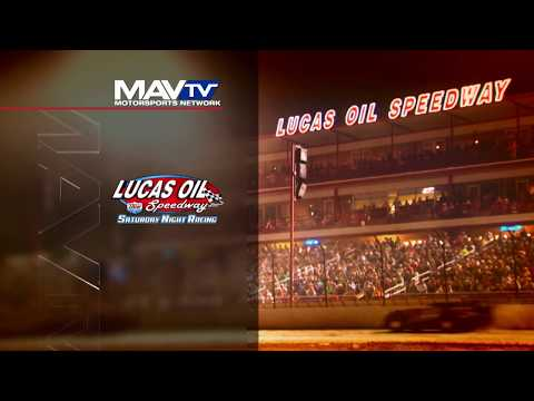Lucas Oil Speedway , Saturday Night Racing