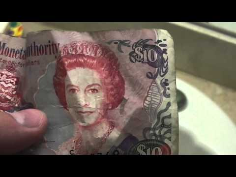 Cayman Islands $10 Note Review