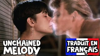 Unchained melody (traduction en francais) COVER