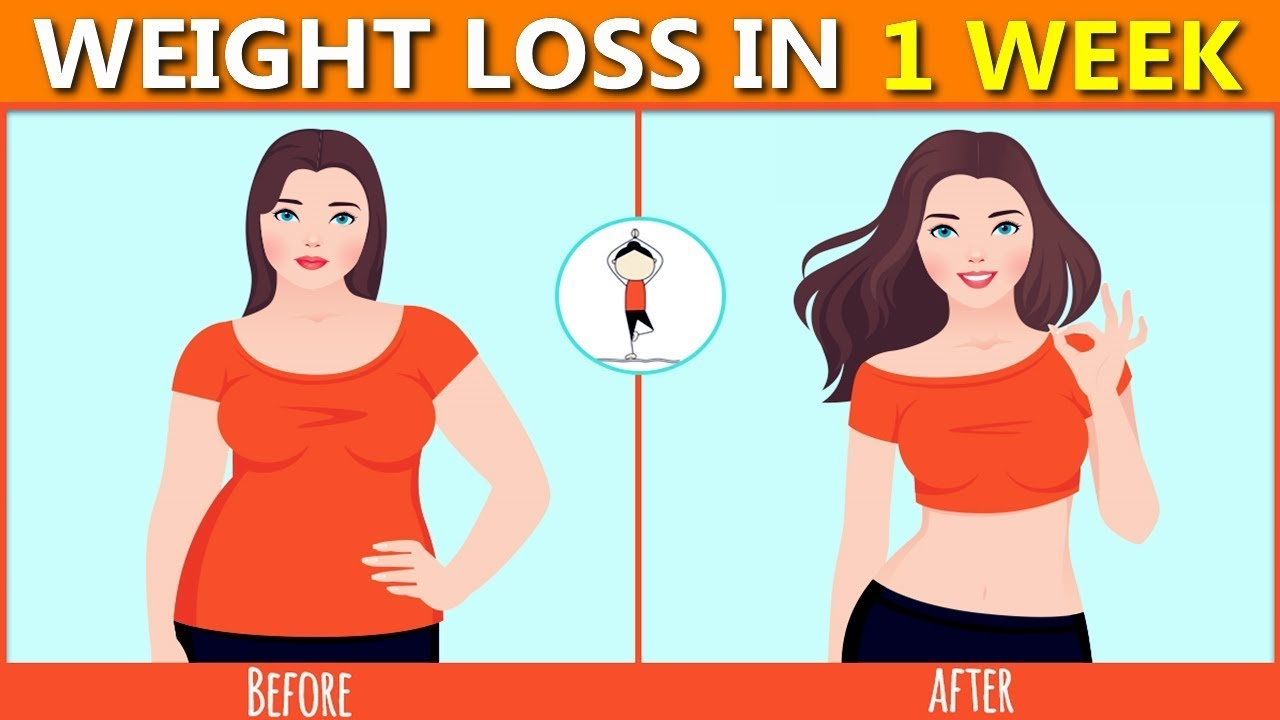 Yoga For Weight Loss 5 Best And Easy Weight Loss Yoga Poses Youtube