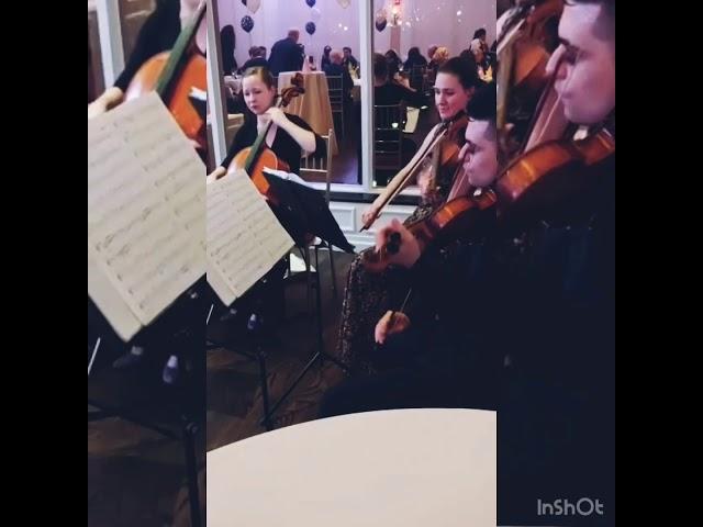 Ragtime & Tango String Trio