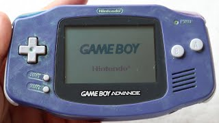 GameBoy Advance: 17 Years Later