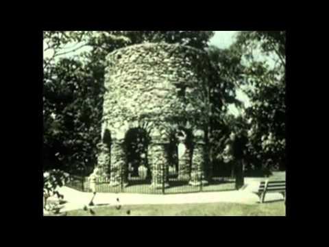 Rhode Island tourism (retro)