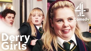 Asking Your Crush To The School Prom…  Derry Girls