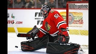 Crawford Suffers Another Concussion Against Sharks