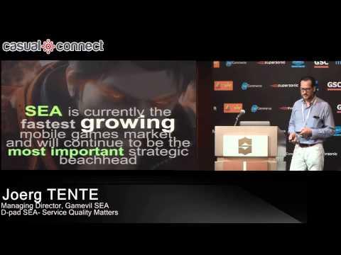 D-pad SEA: Service Quality Matters | Joerg TENTE