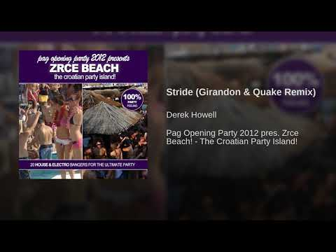 Stride (Girandon & Quake Remix)
