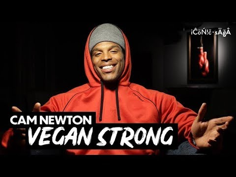 Benefits of a Plant Based Diet - Cam Newton Vegan Strong | Vlog #2