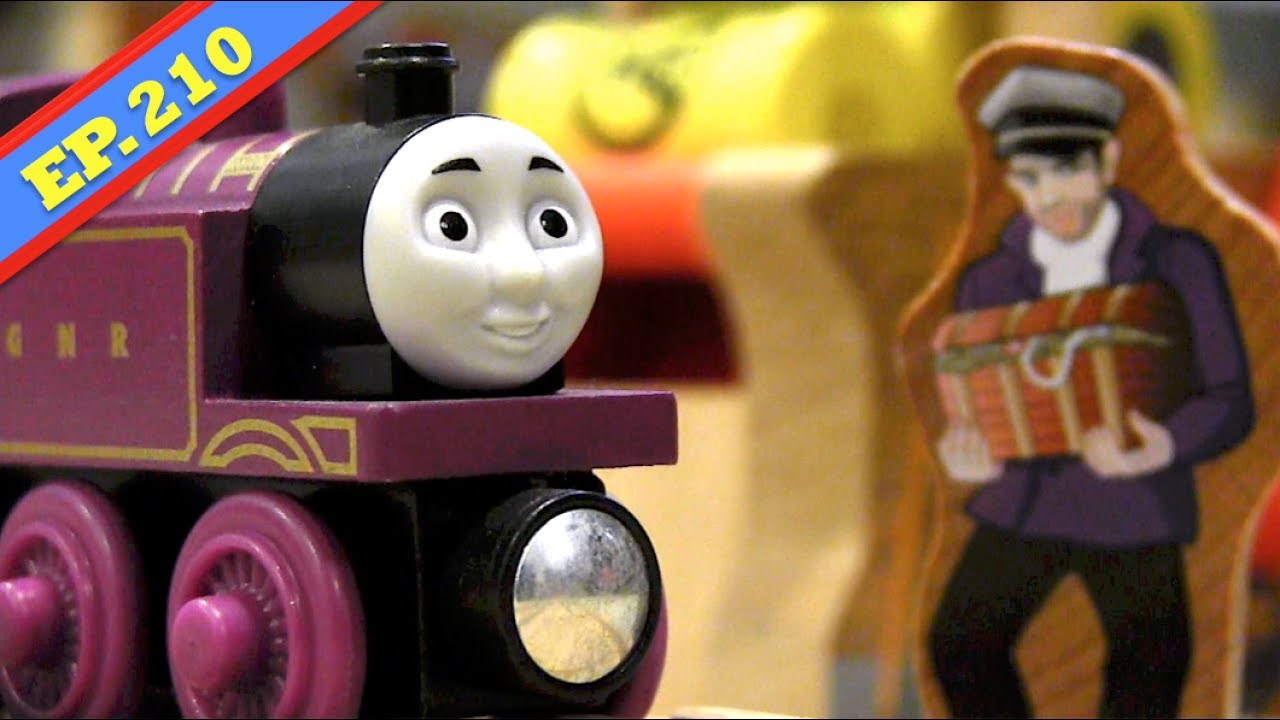 Hatt Trick Thomas Friends Wooden Railway Adventures Episode 210