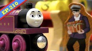 Hatt Trick | Thomas & Friends Wooden Railway Adventures | Episode 210