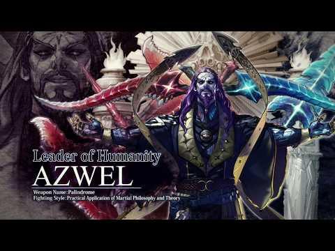 Soulcalibur 6 has a brand new character Azwel • Eurogamer net