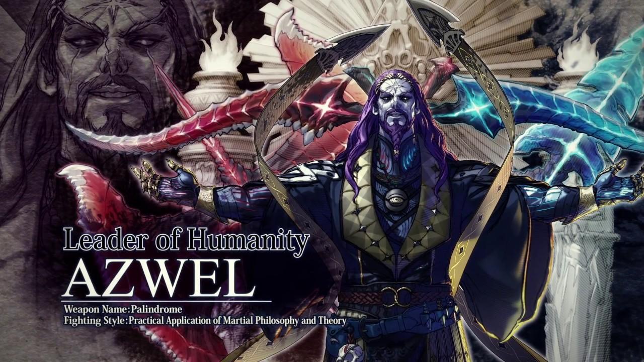 SOULCALIBUR VI - Azwel Character Reveal Trailer | PS4, X1, PC