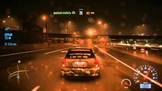 Обзор Need For Speed 2015 PS4