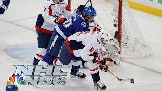 Capitals take commanding 2-0 lead over Bolts in ECF I NHL I NBC Sports