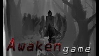 Awaken Game - аниматик трейлера к стартапу, в жанре LitRPG. (анимация)