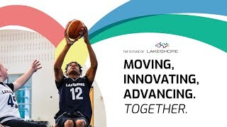 Together we are moving, innovating and advancing our vision of access to a healthy, active lifestyle for people with physical disability. learn more at htt...