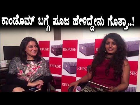 Rapid fire with Pooja gandhi   Rapid Rashmi rocking interview with Kannada actress