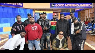 Good Morning America's racist Wu Tang censorship is very, very deep