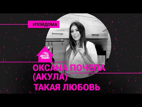 "🅰️ Акула - Такая Любовь (проект Авторадио ""Пой Дома"") Acoustic Version"
