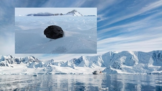 Uhm… British Scientists are looking for WHAT in Antarctica