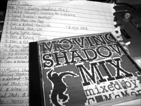 Moving Shadow Mix 1