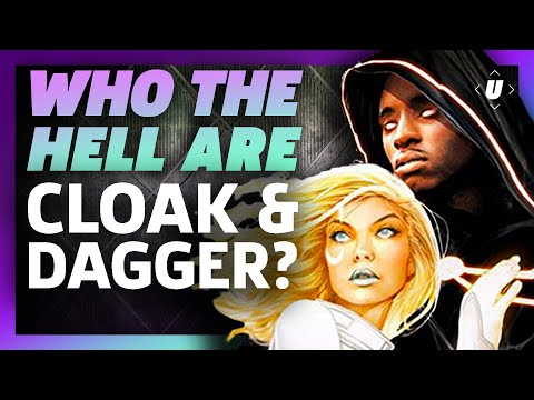 are cloak and dagger dating in the comics