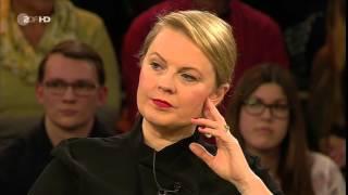 Markus Lanz, Patricia Kelly, Melanie Mühl, Kai Pflaume, Michael Martin 29.3.2016