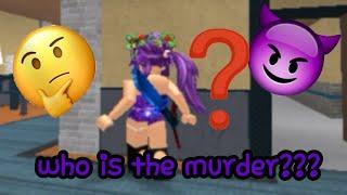 HELP!!!   ROBLOX   MURDER MYSTERY 2  