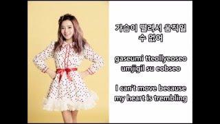 Ben - You (Han Rom Eng) Healer OST