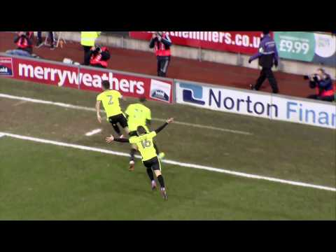 HIGHLIGHTS: Rotherham United 2-3 Huddersfield Town