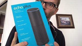 Amazon Echo Plus Unboxing