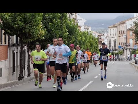 VÍDEO: Nuestro reportaje sobre la XXI Carrera Popular Ciudad de Lucena