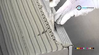 PROSTAIR STAINLESS STEEL ( STAIR NOSING STAINLESS STEEL ) PROGRESS PROFILES