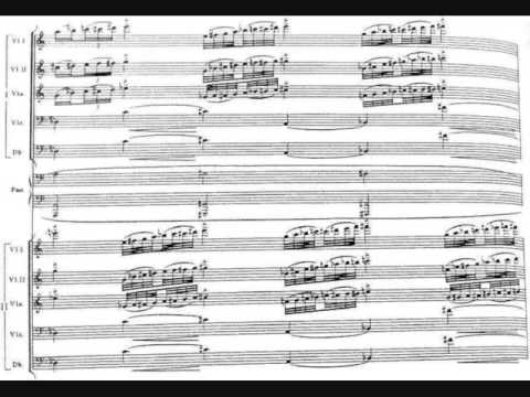 Bohuslav Martinů - Double Concerto for Two String Orchestras, Piano and Timpani