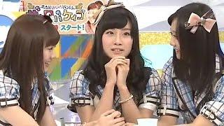 柴田阿弥 須田亜香里 古畑奈央 AKB48出演番組情報 AKB48 SHOW SKE48 NMB...